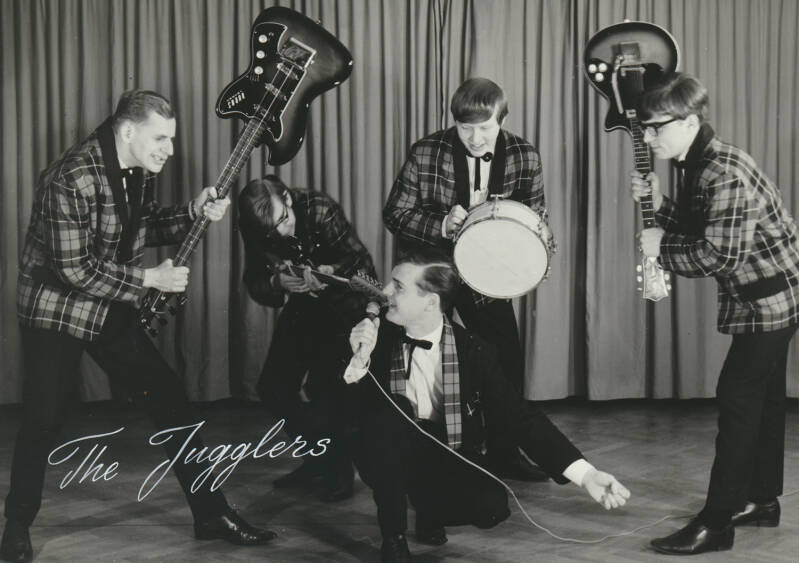 The Jugglers - 1960s [Holland] - Publicity Photo