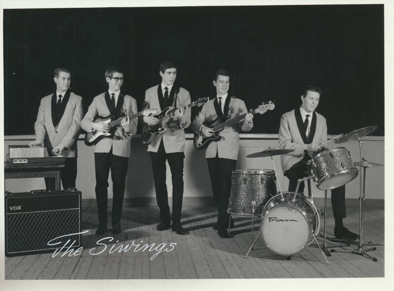 The Siwings - 1960s [Holland] - Publicity Photo