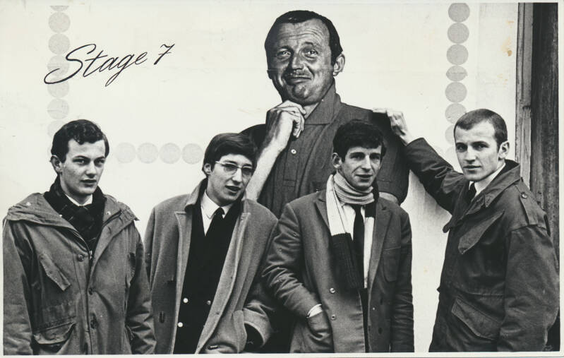 Stage 7 - 1960s [Holland] - Publicity Photo