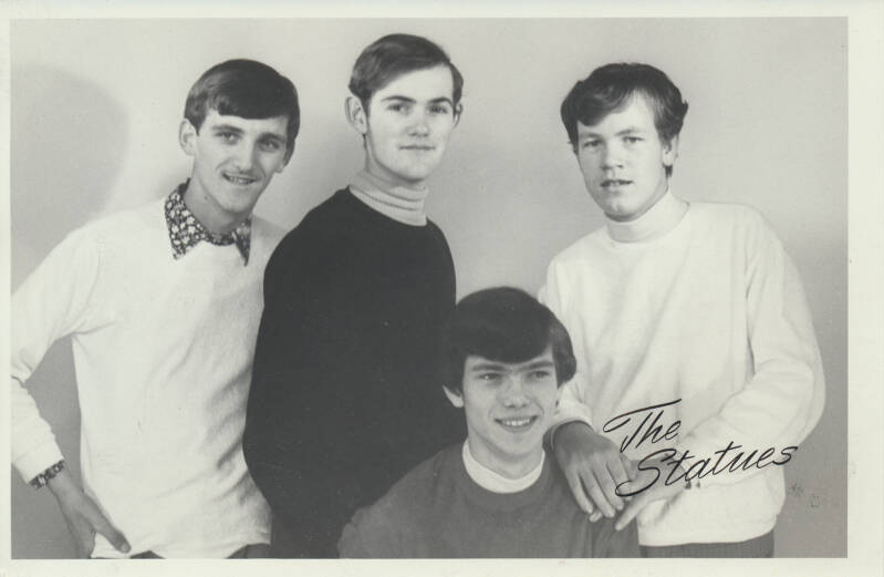 The Statues - 1960s [Holland] - Publicity Photo