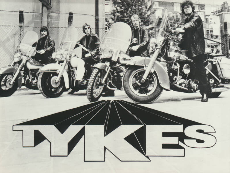 The Tykes - 1960s [Holland] - Publicity Photocard