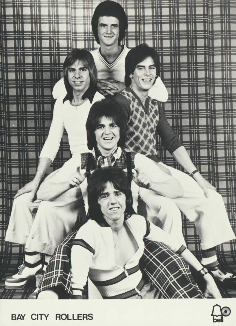 Bay City Rollers - 1970s [Holland] - Publicity Photo