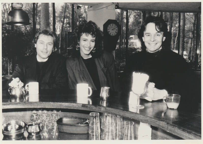 Colin Blunstone (The Zombies) - Nadieh - 1989 [Holland] - Publicity Photo