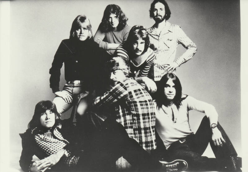 Chicago - 1970s [Holland] - Publicity Photocard