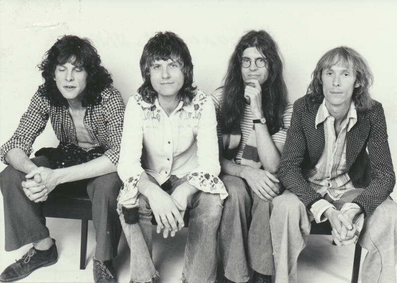 Hatfield and the North - 1970s [Holland] - Publicity Photo
