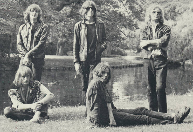Cuby + Blizzards - 1970s [Holland] - Publicity Card