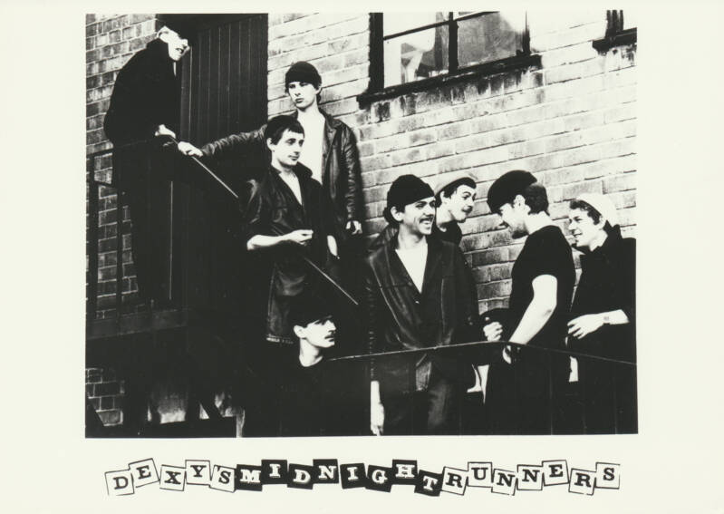Dexy's Midnight Runners - 1980s [Holland] - Publicity Photo