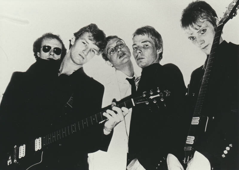 The Rousers - September 1979 [Holland] - Publicity Photo