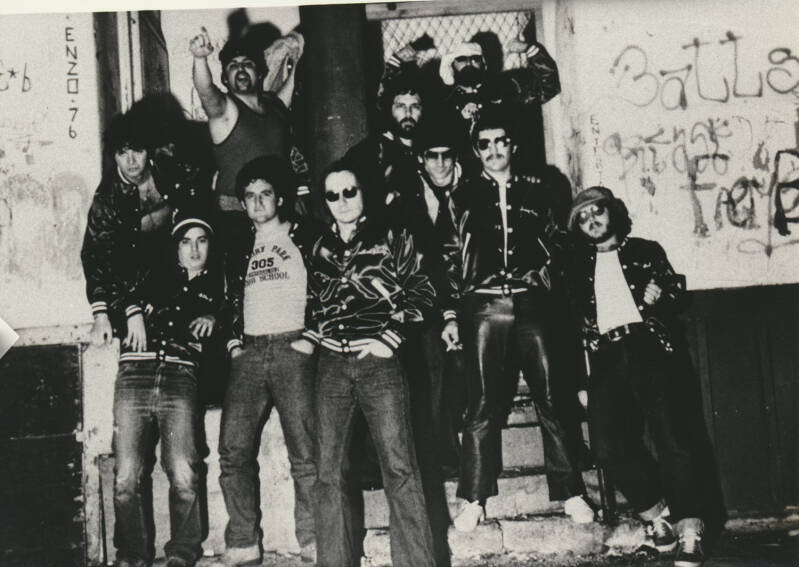 Southside Johnny and the Asbury Dukes - 1980s [Holland] - Publicity Photo