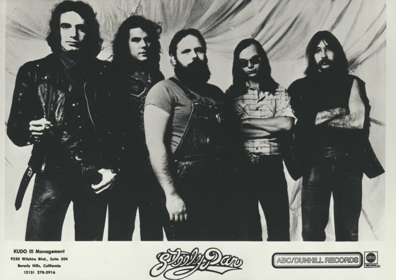 Steely Dan - 1970s [Holland] - Publicity Photo