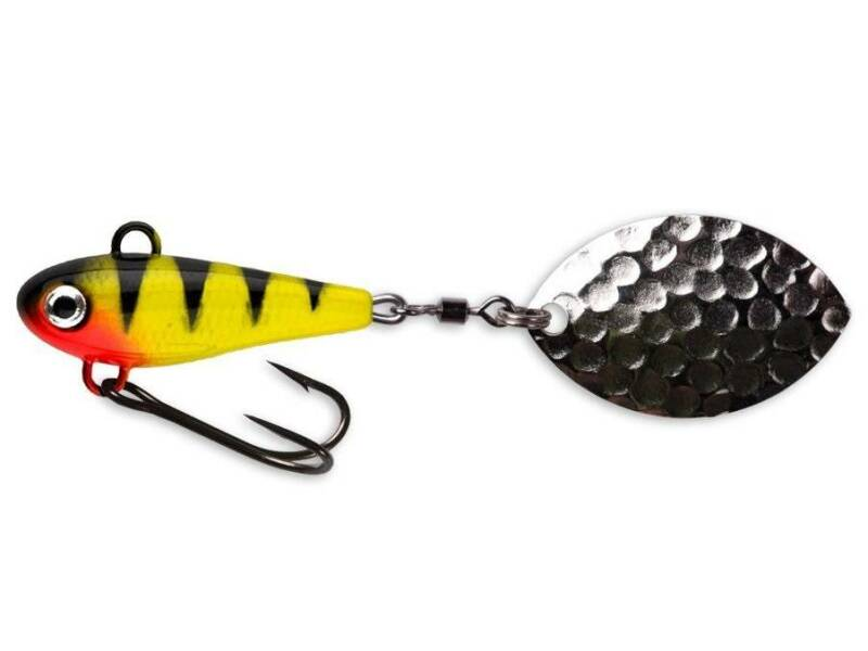 SpinMad Originals 10g Yellow Perch