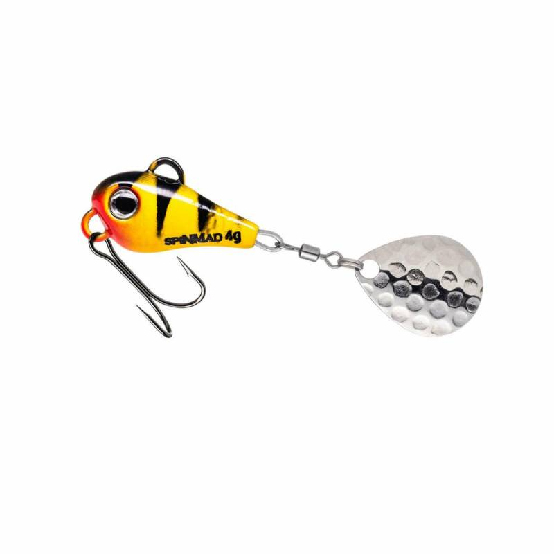 SpinMad Big 4g Yellow Perch