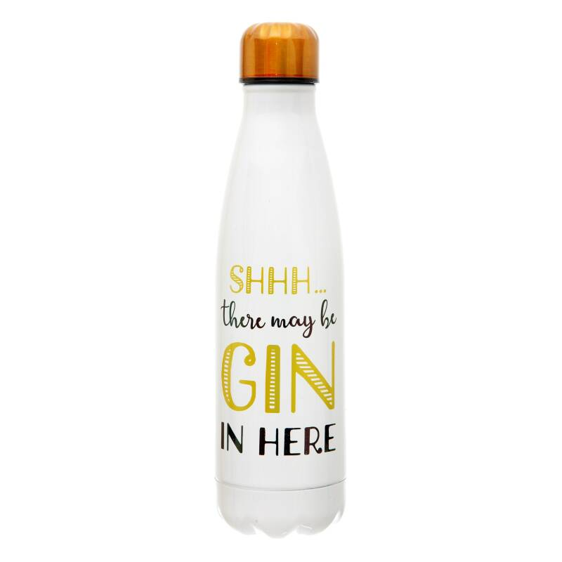 fles Shhhh... There may be gin in here