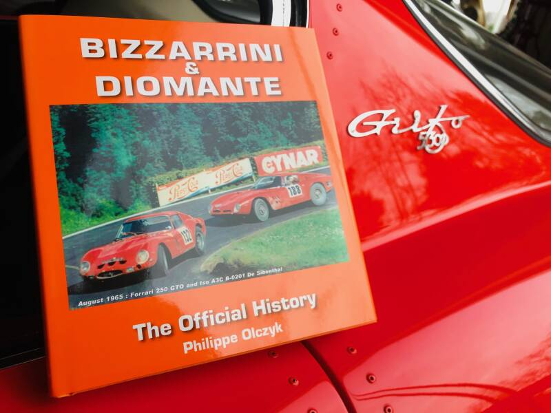 Boek Bizzarrini & Diomante