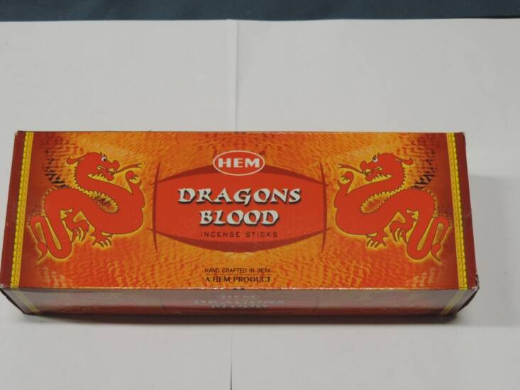 Wierook Dragons Blood