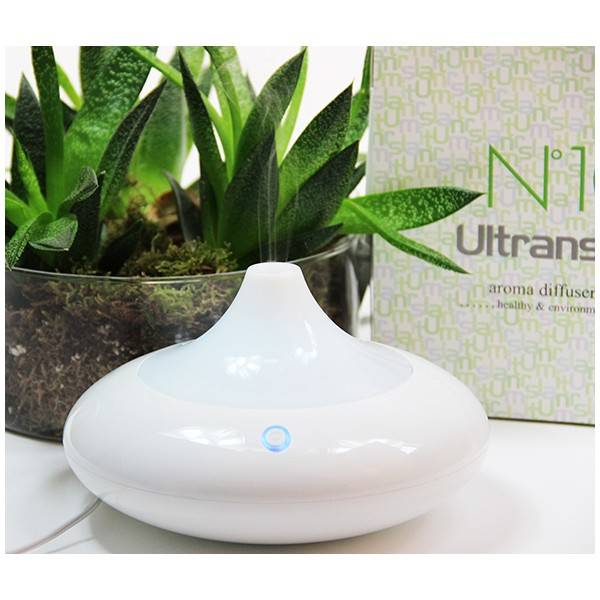 Aroma Diffuser No. 10 - Wit