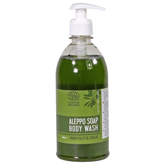 Body wash Aleppo naturel