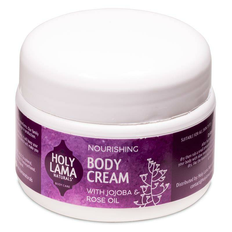 Holy Lama Naturals Body Cream