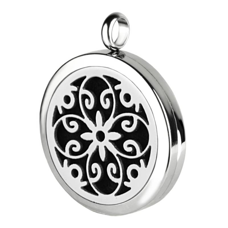 Parfum Locket Medallion - Bloem