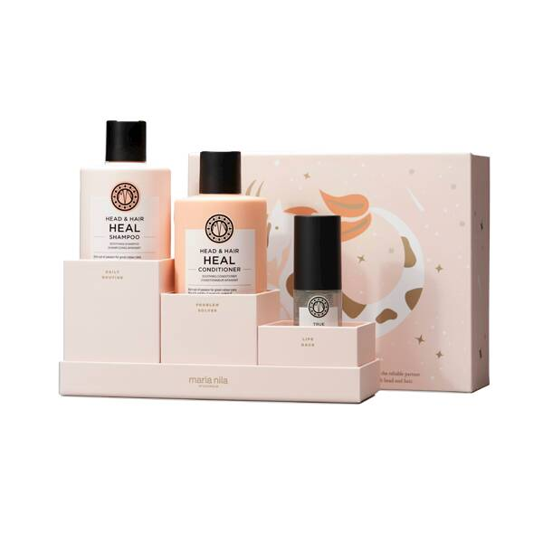 Maria Nila Holiday Giftbox Head & Hair Heal