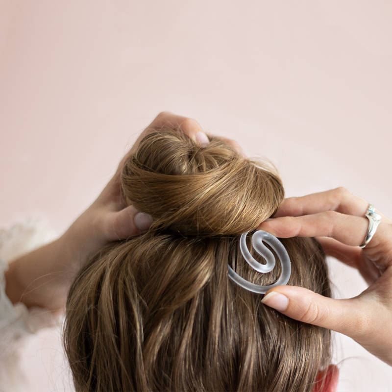 NEW! Invisibobble Bunstar Crystal Clear