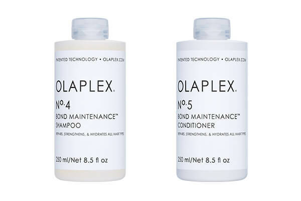 Olaplex set NO. 4 & 5 (shampoo en conditioner)