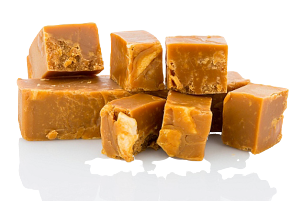 Apple Pie Crumbly Fudge THE CRUMBLY WEEKS!