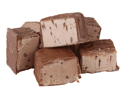 Chocolate Chip Soft Nougat
