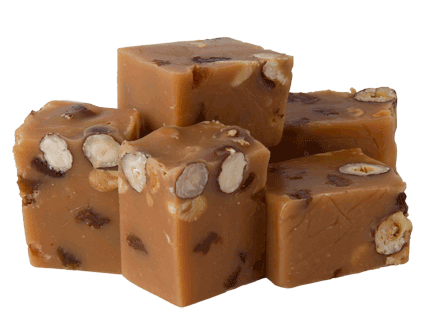 Fruit & Nut Fudge
