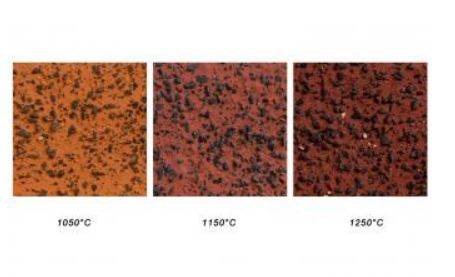 Witgert red stone W28 25/02 1000°-1250°