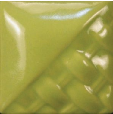 MAYCO STONEWARE GLOSS GLAZES BRIGHT GREEN GLOSS 473ML (SW507)