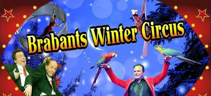 03 Januari 2021 - 12.00 uur - Brabants Winter Circus