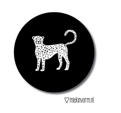 "Sticker "" Panter"""