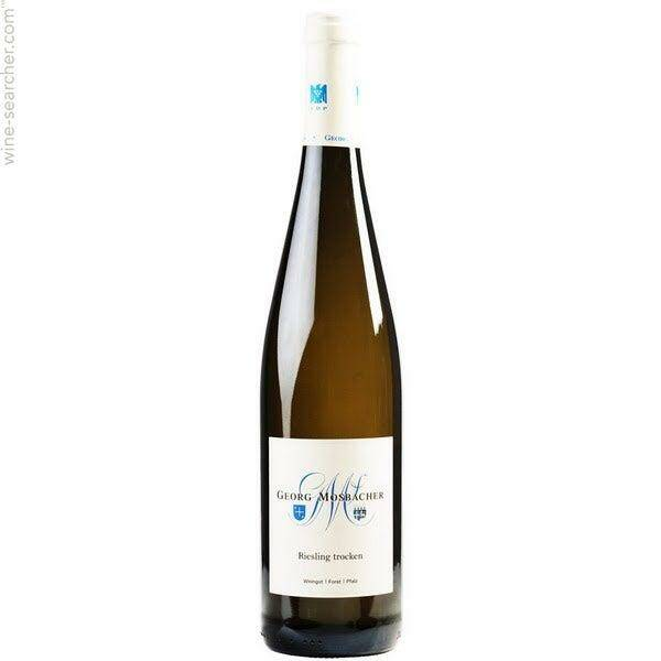 Georg Mosbacher Erste Lage Riesling 2018 (wit)