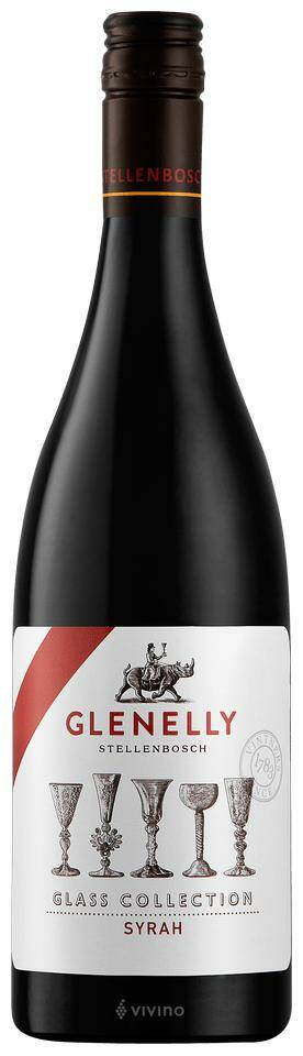 Glennely Glass Collection Syrah (rood)