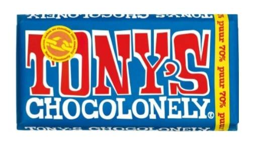 Tony Chocolonely Puur