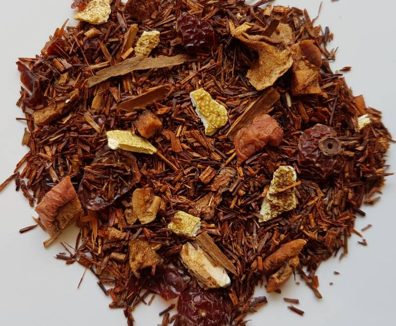 Rooibos fruit & spice puur natuur & homemade