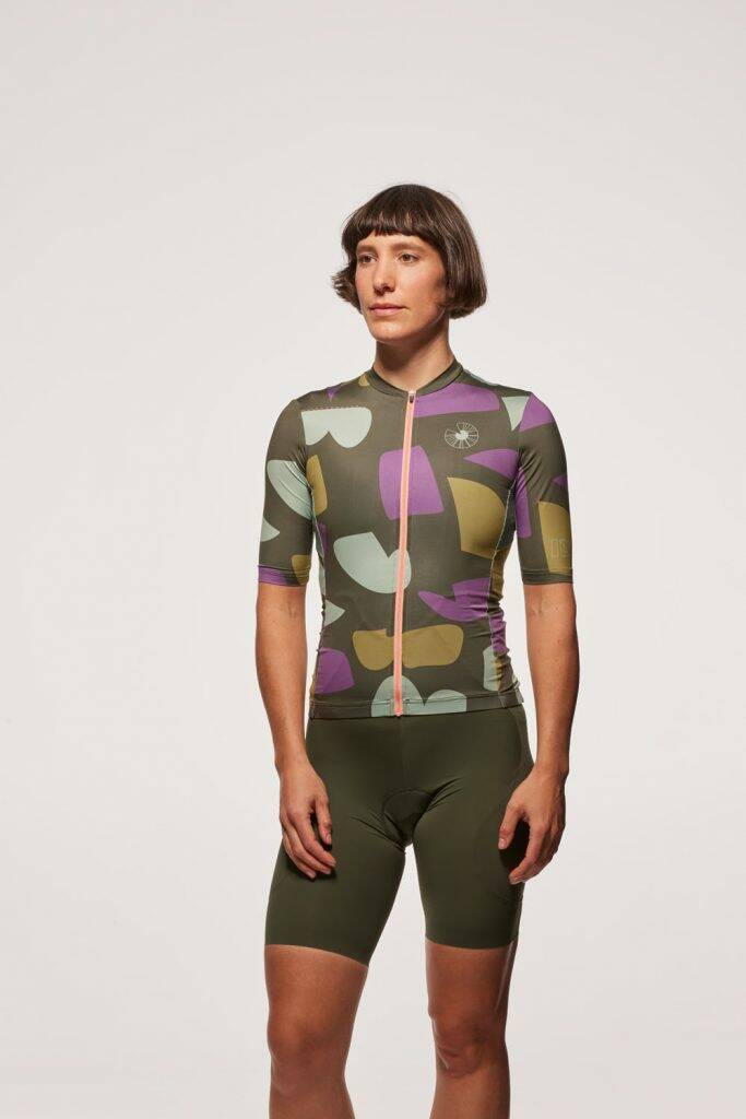 Cycling Jersey – Candy Camo