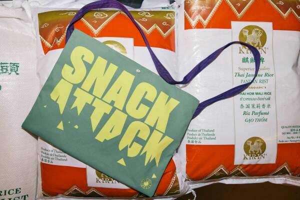 Cycling Musette – Snack Attack