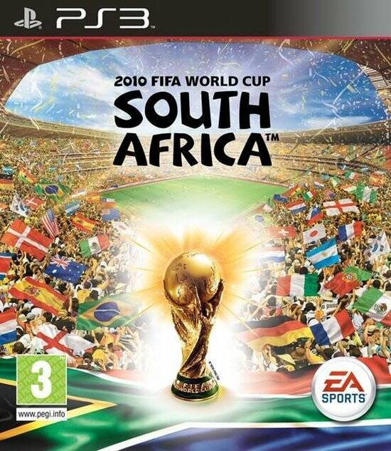 2010 FIFA World Cup South Africa - PS3 - art.401006