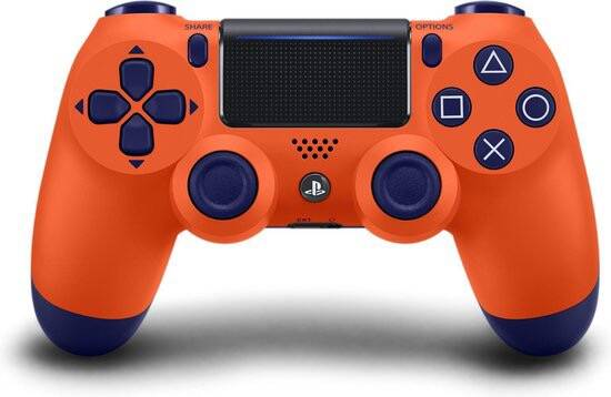 Dualshock 4 V2 (Sunset Orange) - art.3596