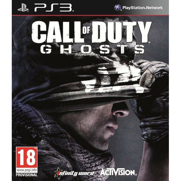 Call of Duty Ghosts - PS3 - art.400453