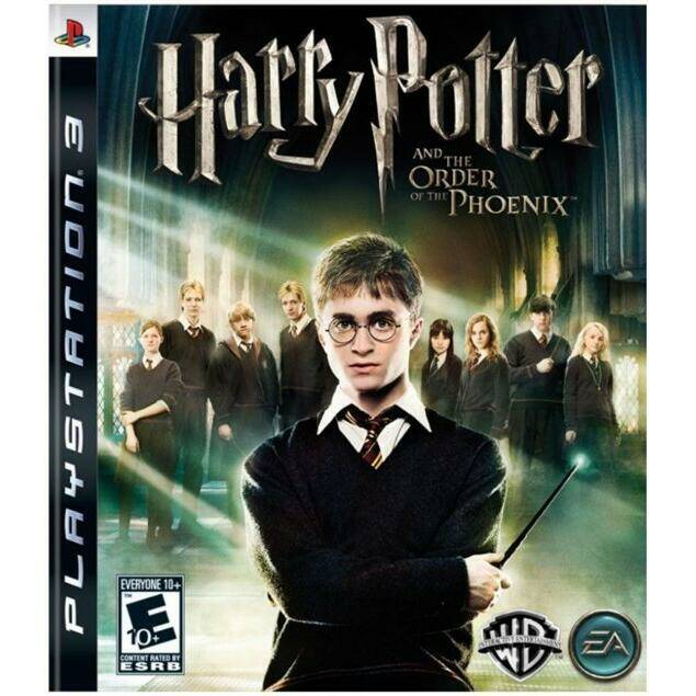 Harry Potter en de Order van de Feniks - PS3 - art.400436