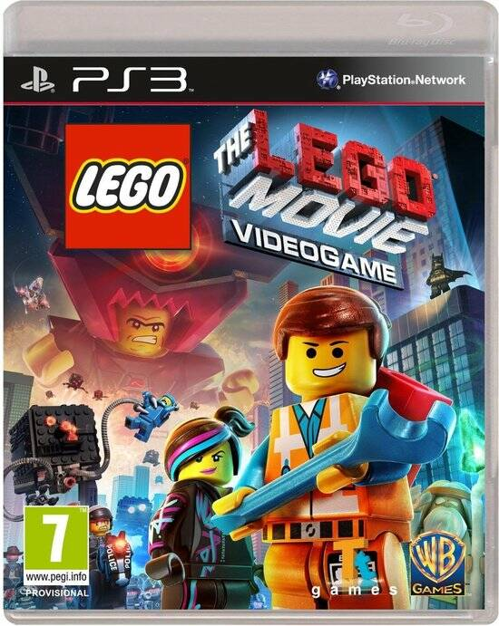 LEGO Movie The Videogame - PS3 - art.400448