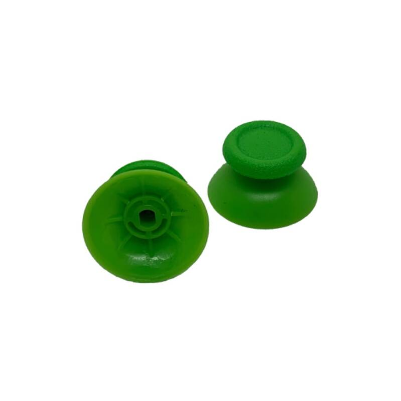Thumbsticks Dualshock 4 groen - art.90002333