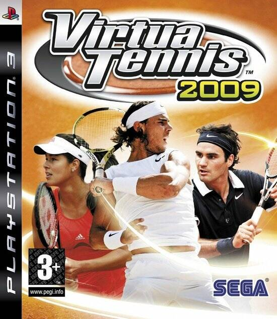 Virtua Tennis 2009 - PS3 - 400441