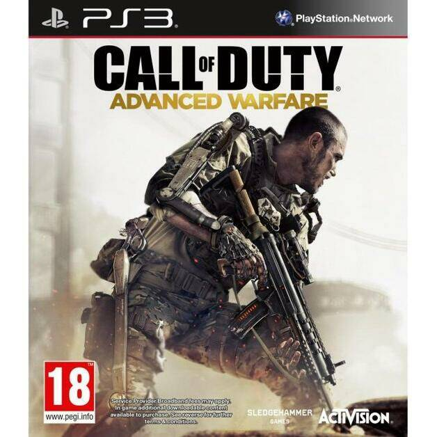 Call of Duty Advanced Warfare - PS3 - art.400454