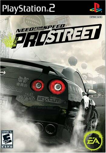 Need For Speed Prostreet - PS2 - art.400406