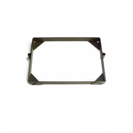 F Marked Battery Hold Down Frame