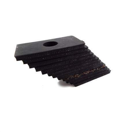 Rubber Body to Frame Pad Set of 12